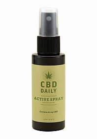 Active Spray - 2 oz / 60 ml