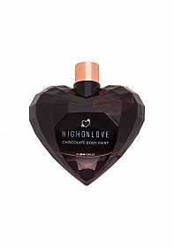 Dark Chocolate Body Paint - 100 ml