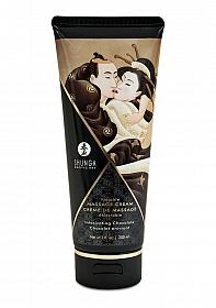 Intoxicating Chocolate Kissable Massage Cream - 200 ml