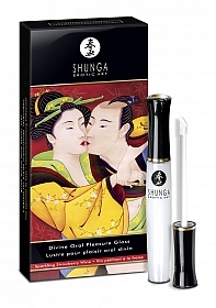Sparkling Strawberry Wine Divine Oral Pleasure Lipgloss - 10 ml