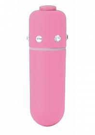Diamond Bullet - Pink