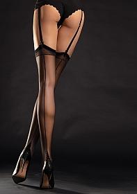 DIVA Stockings 20 den - Black